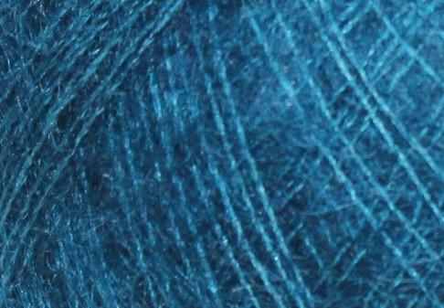 Alizé bleu paon
