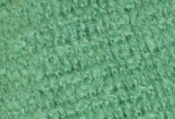 Nuage vert émeraude