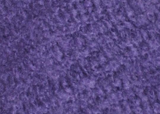 Nuage violet foncé