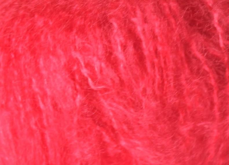 Nuage rose trémière