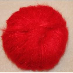fil Tendresse rouge vif
